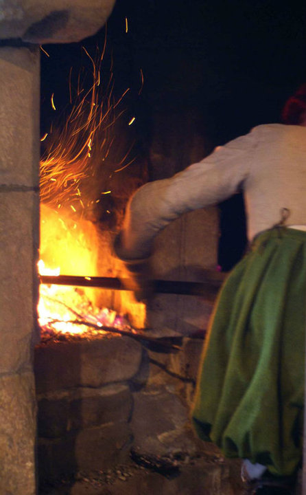 Firing the ovens