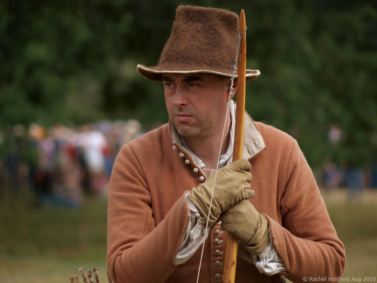 A Tudor Bowman
